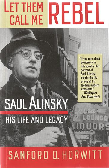 thesis saul alinsky